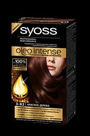 Syoss Oleo Intense 3-82 Красное дерево