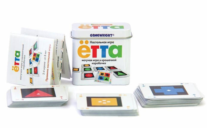 Настольная игра Ётта (Етта, IOTA), фото 2