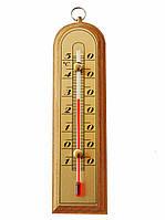 Комнатный термометр деревянный Д-19