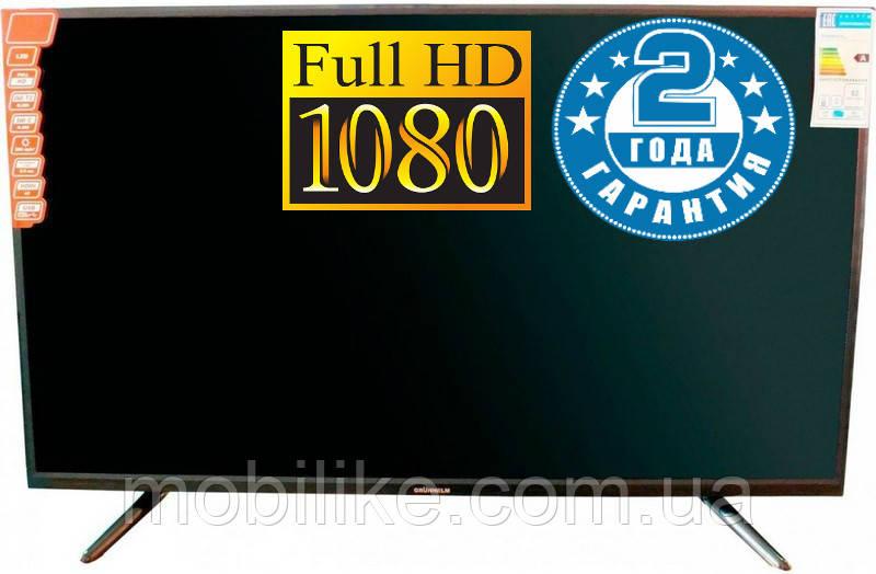 "Телевизор Grunhelm GTV43T2FS 43"" Smart TV FullHD DVB-T2/DVB-С 2 ГОДА ГАРАНТИЯ!!!"