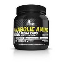 Аминокислоты Olimp Sport Nutrition Anabolic amino 5500, 400 caps