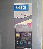 Полистирольная подложка Cezar 5,5 мм (5 кв.м.)