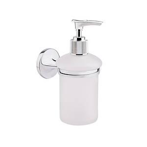 Дозатор жидкого мыла настенный GF Italy (CRM)/S- 2827