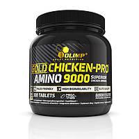 Аминокислоты Olimp Sport Nutrition Gold Chicken-Pro Amino 9000, 300 tabl