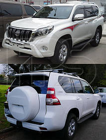 Зеркала для Toyota Land Cruiser Prado 2010-13 (J150)