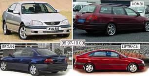 Указатели поворота для Toyota Avensis '97-02