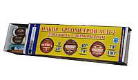 Набор Ареометров для спирта АСП-3 с термометром
