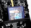 Рюкзак женский с пайетками и бантом Giaopixiong Синий, фото 6