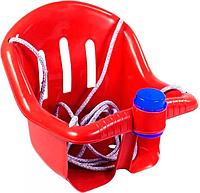 Детская подвесная качеля, Орион (O-757) Красный