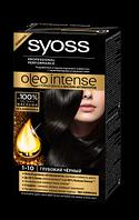 Краска Syoss Oleo Intense 1-10 Глубокий чёрный