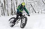 Обслуговування і катання на велосипеді взимку