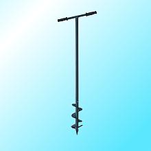 Ямобур ручної шнековий діам. 130 мм