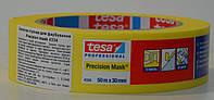 Защитная малярная лента для четких границ окрашивания tesa precision mask 4334 50м *30мм