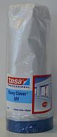 Защитная пленка c клейкой тканевой лентой tesa Professional 4369 UV easy cover 14м *1400 мм