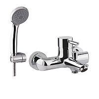 Смеситель для ванны Q-tap Elit CRM 006 хром