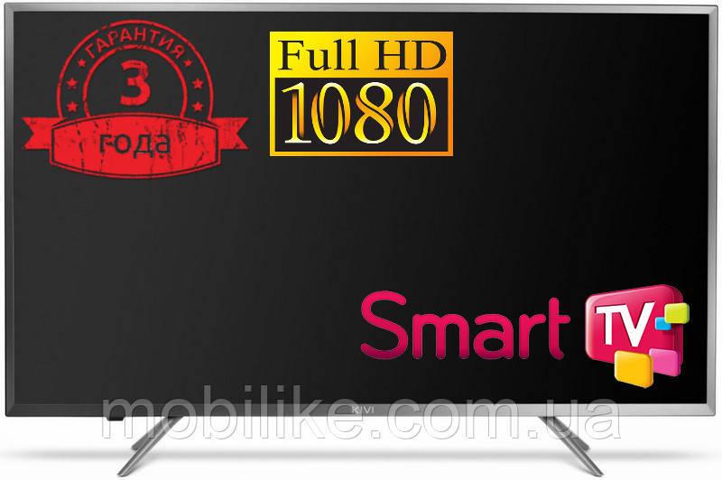 "Телевизор KIVI 40FR50BU 40"" FullHD Smart TV WiFi DVB-T2/DVB-С 3 ГОДА ГАРАНТИЯ!!!"