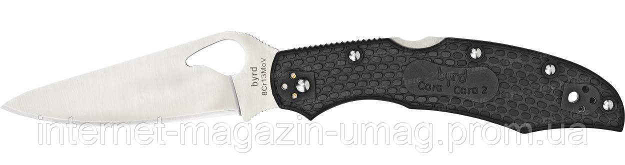 Нож Spyderco Byrd Cara Cara 2, FRN