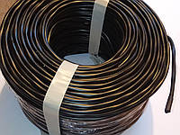 Комбинированный кабель наружный для видеонаблюдения КВК П-2+2х0,5, фото 1