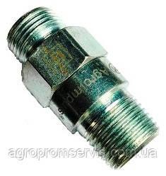 "Штуцер клапан замедлитель цилиндра ЦС-100  М 20 х 1,5 конус 1/2"""