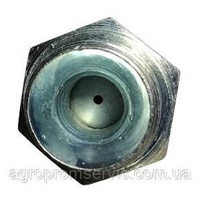 "Штуцер клапан замедлитель цилиндра ЦС-100  М 20 х 1,5 конус 1/2"", фото 2"