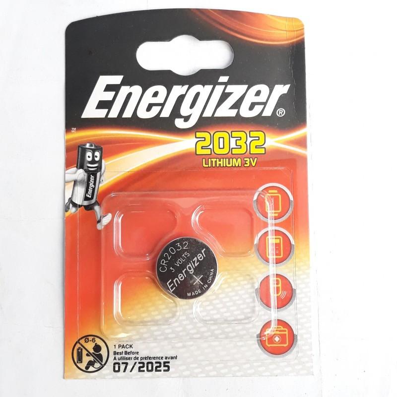Батарейка - таблетка 2032 3v Energizer Lithium Emg904271