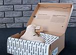 Зимние женские ботинки Timberland 6 inch бежевые с натуральным мехом (Реплика ААА+), фото 4