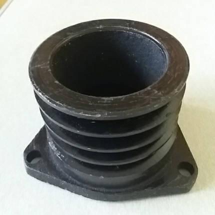Шкив ремня 4-х ручейковый Ø135 мм ZS/ZH1100, фото 2