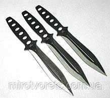 Ножи метательные комплект 3 шт. Два дешевле!