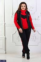 Спортивный костюм   (размеры 48-54)  0129-50, фото 1