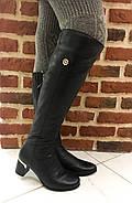 Женские сапоги Battine натуральный евро мех F1801, фото 6