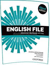 Английский язык / English File / Workbook+Key. Тетрадь к учебнику, Advanced / Oxford