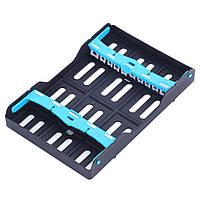 Кассета для стерилизации   на 10 инструментов (пластмассовый )