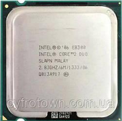 Процесор Intel Core 2 Duo E8300 2x2.83 GHz S775 бу