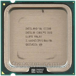 Процесор Intel Core 2 Duo E7300 2x2.66 GHz S775