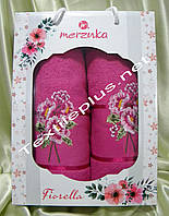 Набір рушників Merzuka Fiorella Туреччина, фото 1