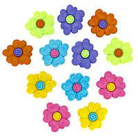 2242 Фигурки. Цветы