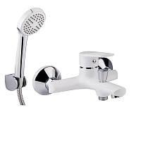 Смеситель для ванны Q-tap Polaris WHI 006 белый