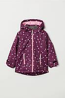 Детская теплая курточка для девочки  1,5-2 года, фото 1