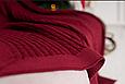Плед 130x170 BETIRES TIROL BORDO (100% хлопок), фото 3
