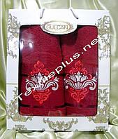 Комплект полотенец 2шт Gulcan , фото 1