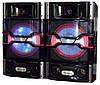 """Активная акустическая система колонки Ailiang USBFM-7011-DT,  50W, 10"""" дюймов, подсветк ( Реплика ), фото 4"""