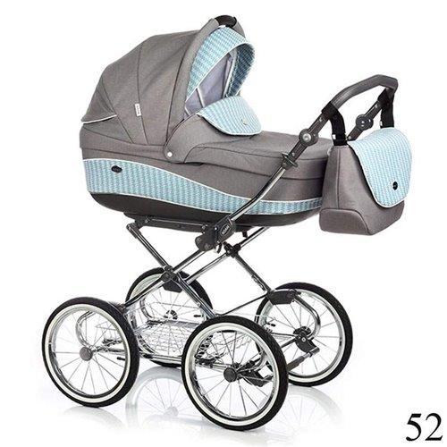 Детская коляска 2 в 1 Roan Emma 52