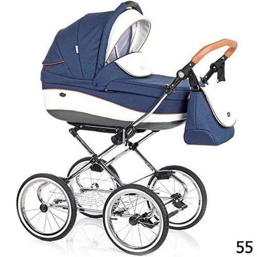 Детская коляска 2 в 1 Roan Emma 55