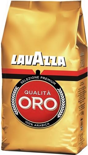 Кава в зернах Lavazza Qualità Oro 1кг
