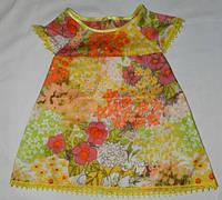 Летнее платье для девочки. Оригинальный подарок
