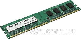 Оперативна пам'ять DDR2 2Gb PC2-6400U 800 MHz intel і AMD