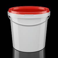 Ведро пластиковое круглое 3,3 л