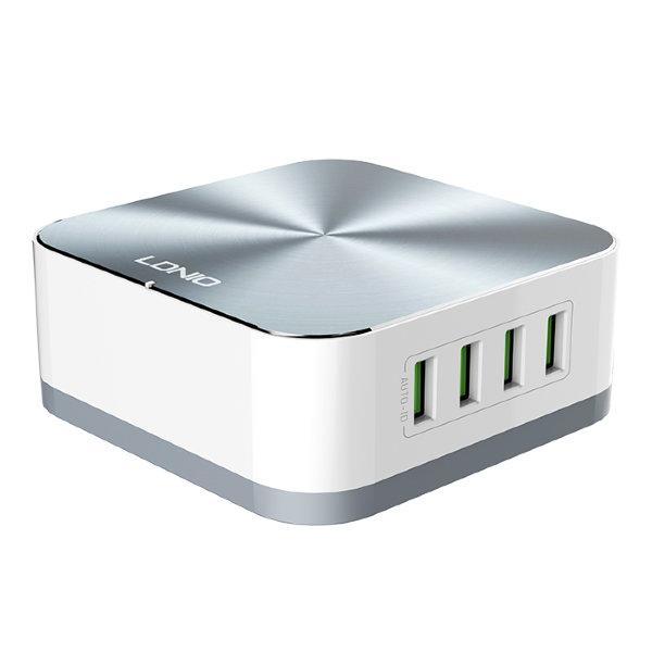 Настольное зарядное устройство Ldnio A8101 8USB 50W