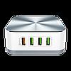 Настольное зарядное устройство Ldnio A8101 8USB 50W, фото 6