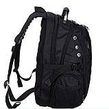 Универсальный Рюкзак Swissgear Men Bag 8810 C Выходом Под USB И AUX, фото 4